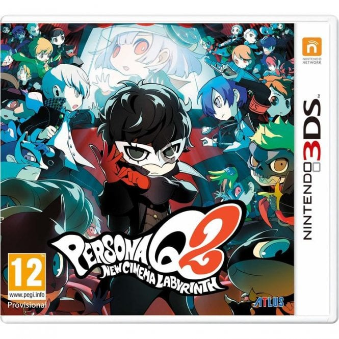 PersonaQ2 New Cinema Labyrinth 3DS