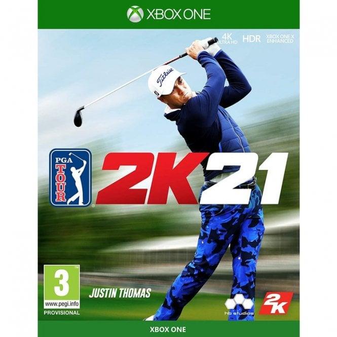 PGA 2K21 Xbox