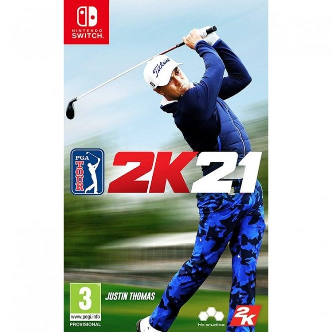 PGA Tour 2K21 Switch