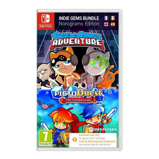 Piczle Puzzle Adventures Code in a Box Switch
