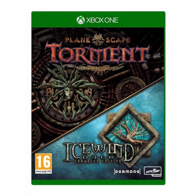 Planescape Torment & Icewind Dale Enhanced Edition Xbox