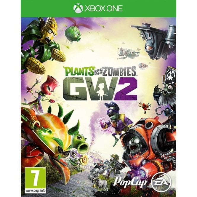 Plants Vs Zombies Garden Warfare 2 Xbox