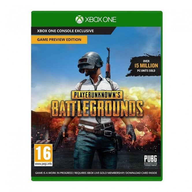 Player Unknown Battleground Xbox