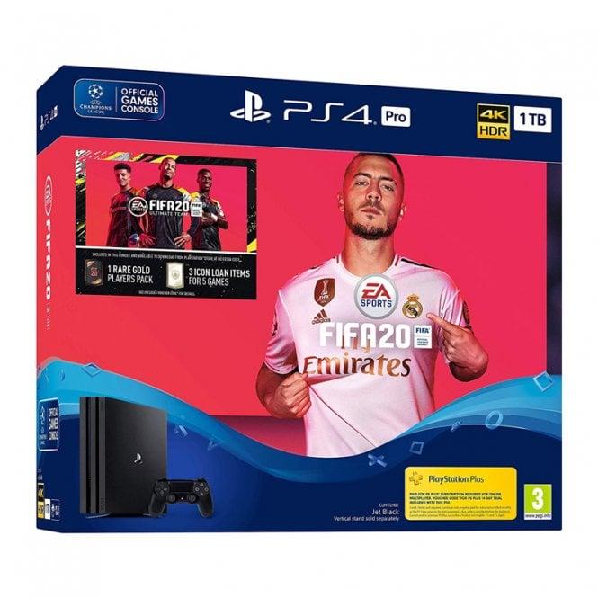 Playstation 4 1TB Pro Fifa 20 Bundle