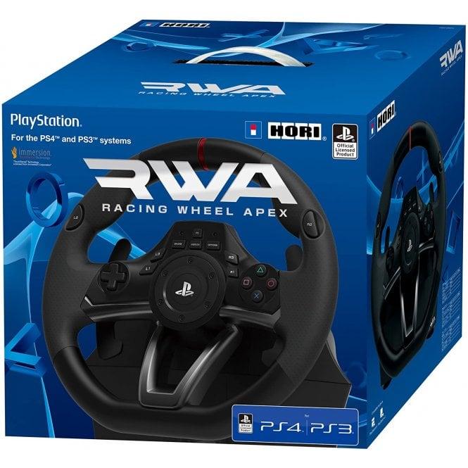 Playstation 4 Apex Steering Wheel