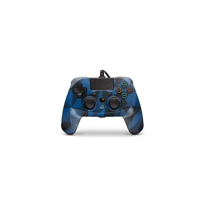 Playstation 4 Blue Camo Game Pad