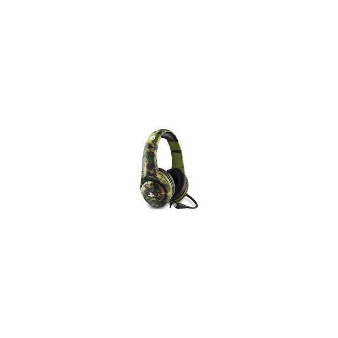 Playstation 4 Camo Wired Stereo Headset