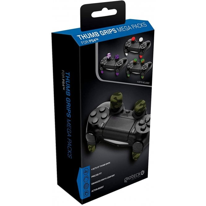 Playstation 4 Controller Thumb Grip Pack
