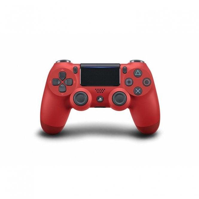 Playstation 4 Dualshock 4 Red Controller
