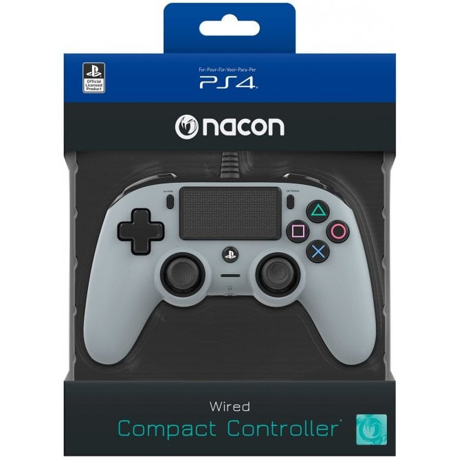 Playstation 4 Grey Compact Controller