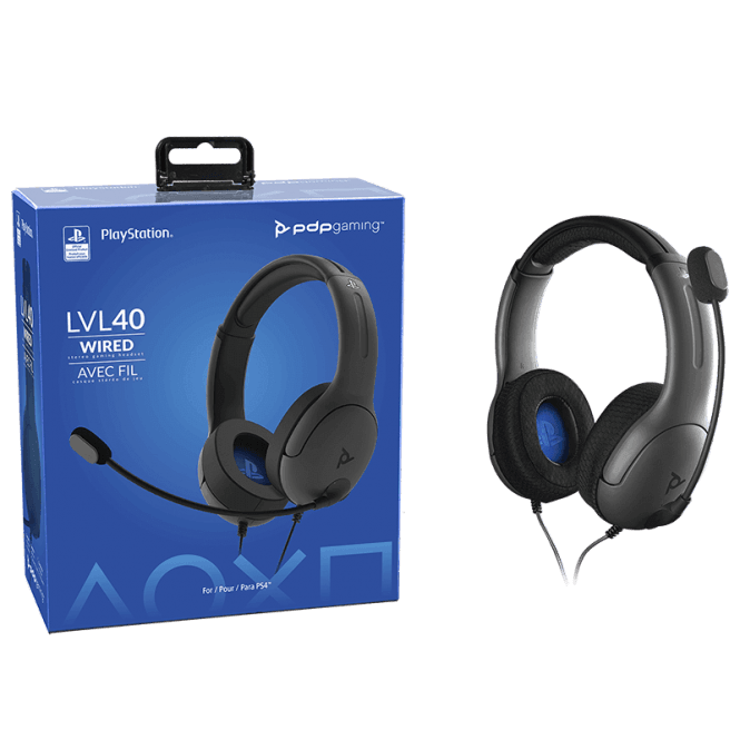 Playstation 4 LVL 40 Wired Headset