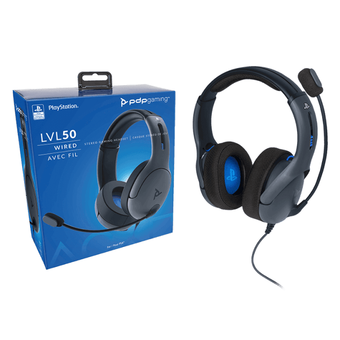Playstation 4 LVL 50 Wired Headset