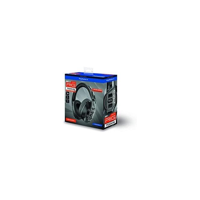 Playstation 4 RIG 700 Black Wireless Headset