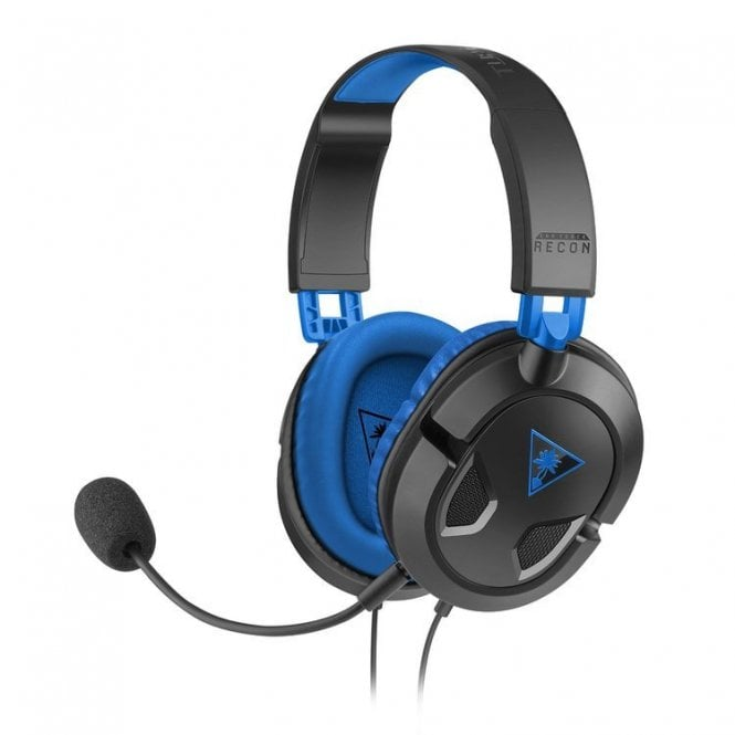 PlayStation 4 Turtle Beach White Ear Force Recon 60P Headset