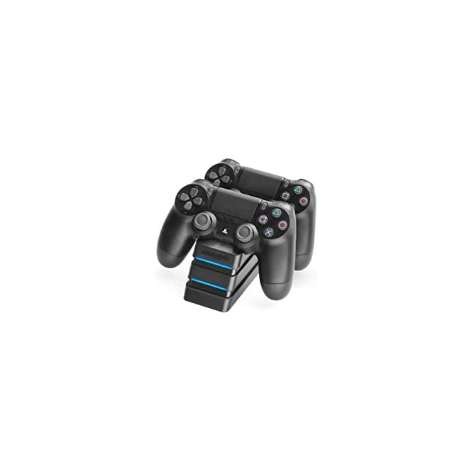 Playstation 4 Twin Charge Charger Black
