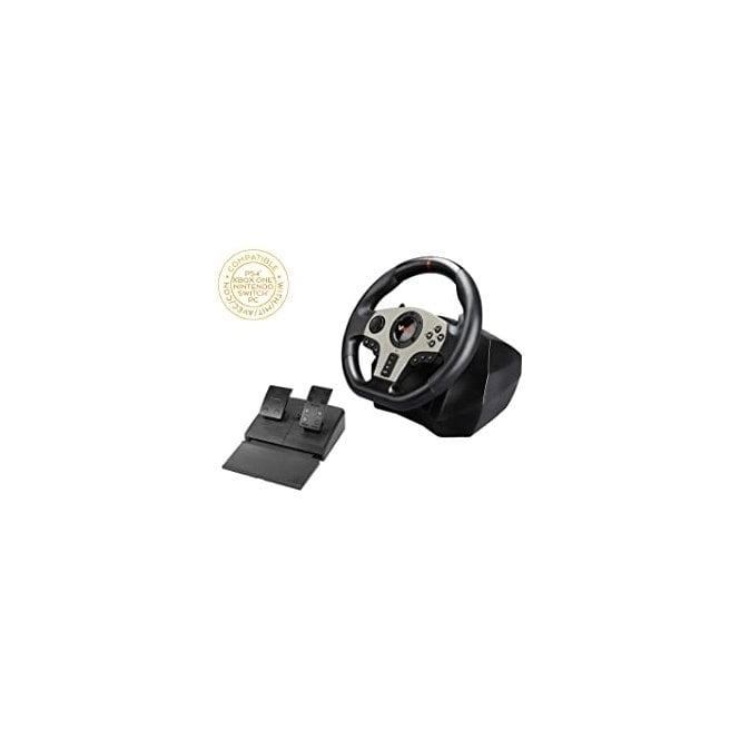 Playstation 4 V900 Pro Racing Wheel with Pedals