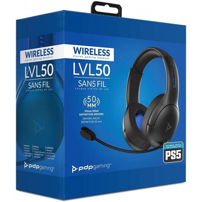 Playstation 4 Wireless LVL 50 Headset