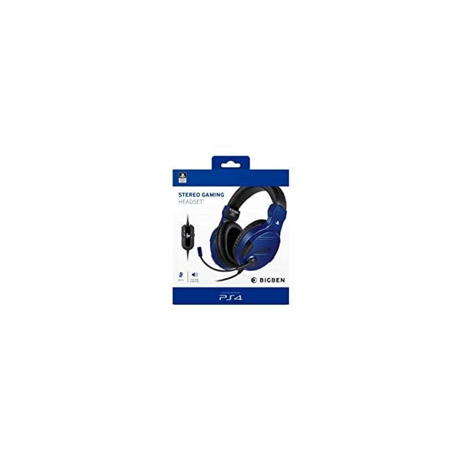 Playstation Nacon Official Blue Headset