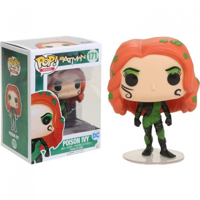 Poison Ivy Exclusive POP! Vinyl