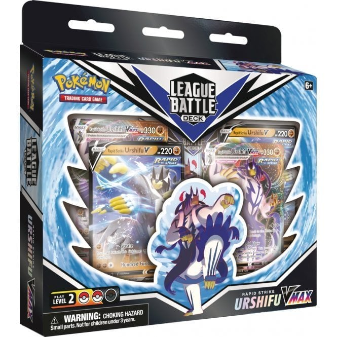 Pokémon TCG Rapid Strike Urshifu Battle Deck