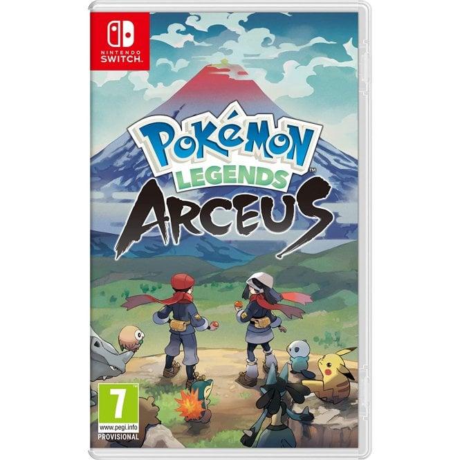 Pokemon Legends Arceus Switch