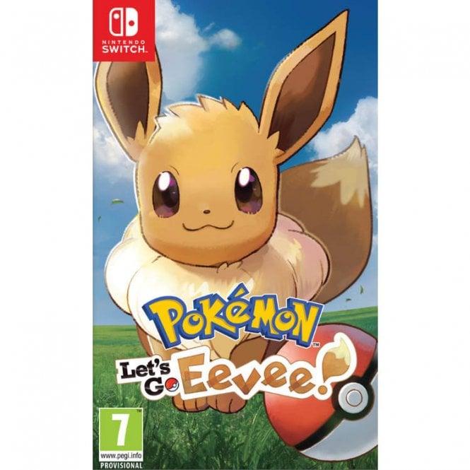 Pokemon Let's Go! Eevee! Switch