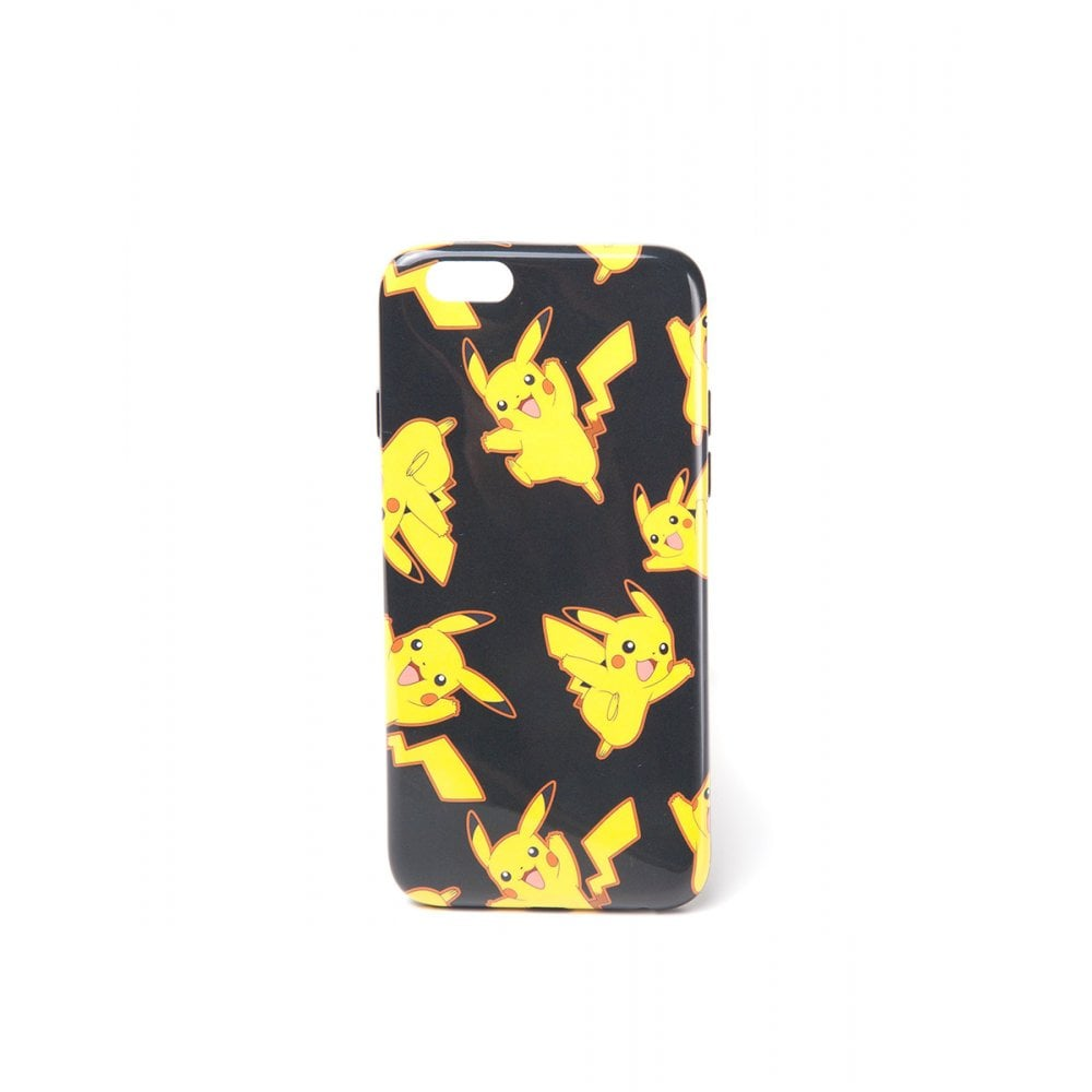 finest selection 37786 4cfcf Pokemon Pikachu Phone Cover For iPhone 6/6S