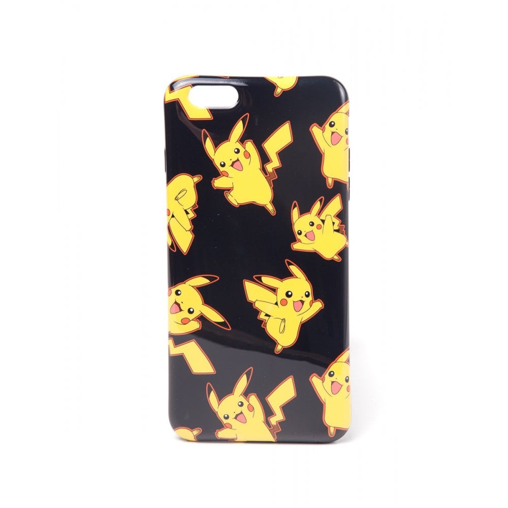 watch b033d d885b Pokemon Pikachu Phone Cover For iPhone 6+