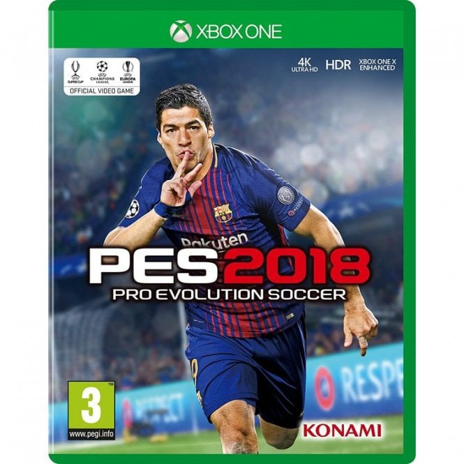 Pro Evolution Soccer 2018 Xbox One