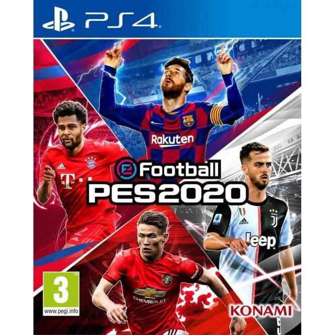Pro Evolution Soccer PES 2020 PS4