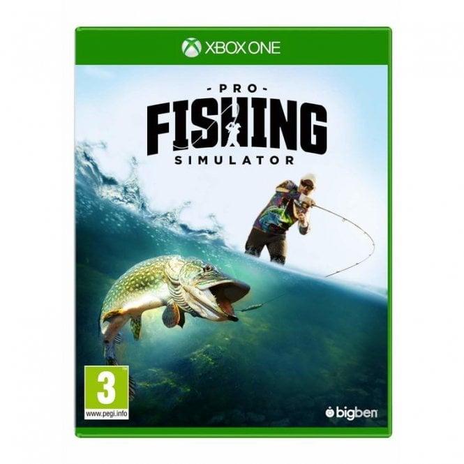 Pro Fishing Simulator Xbox