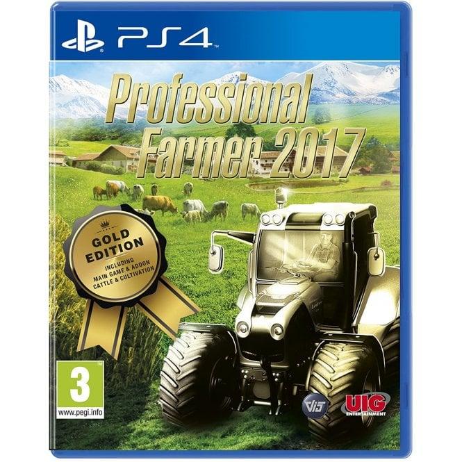 Professional Farmer 17 Gold Edition PS4