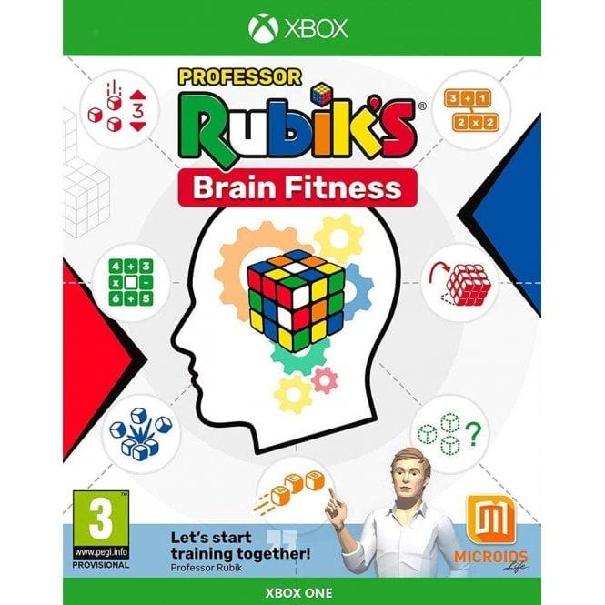 Professor Rubick's Brain Fitness Xbox