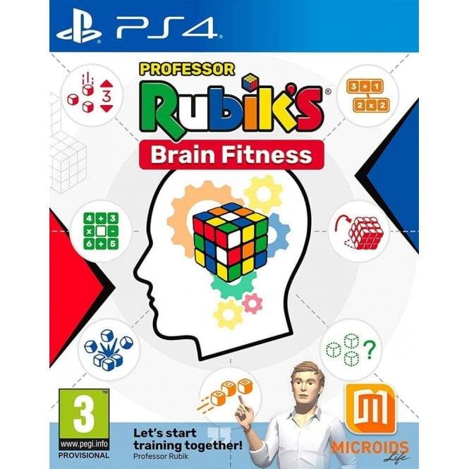 Professor Rubik's Brain Fitness PS4