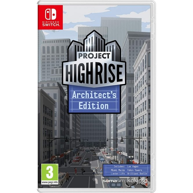 Project Highrise Architects Edition Switch