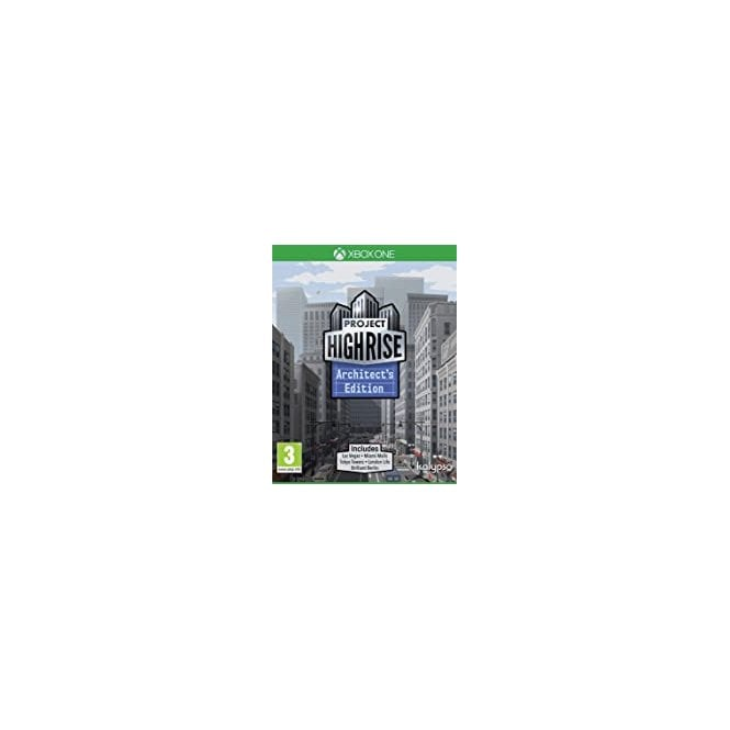 Project Highrise Architects Edition Xbox