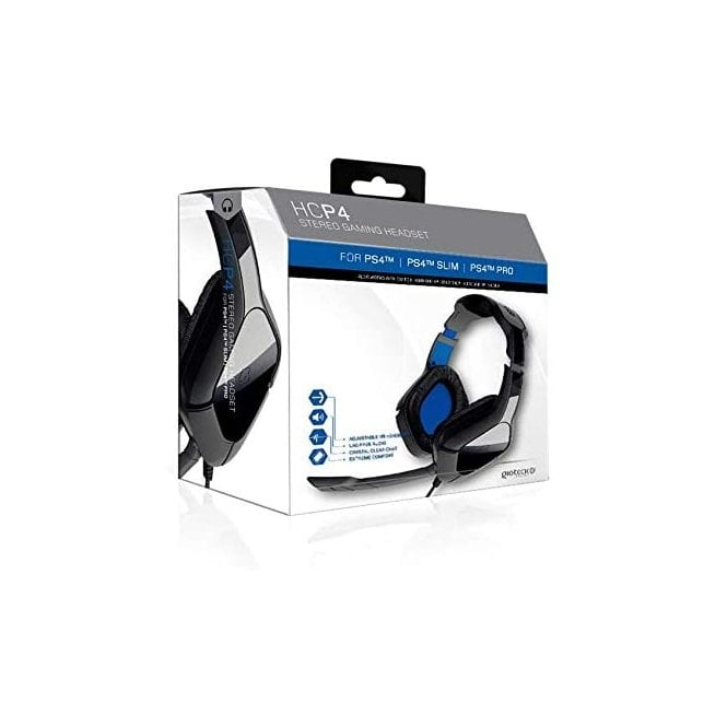 PS4 HC-P4 Wired Stereo Headset
