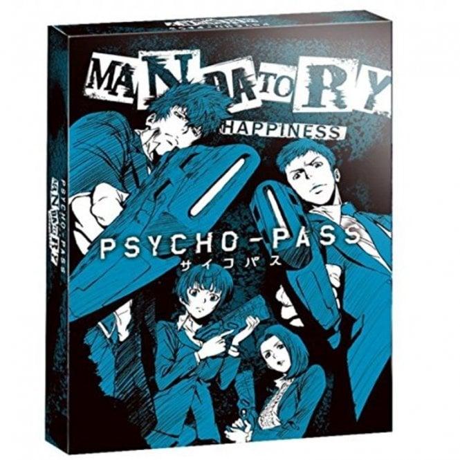 PSYCHO PASS Mandatory Happiness Ltd Edition PS4