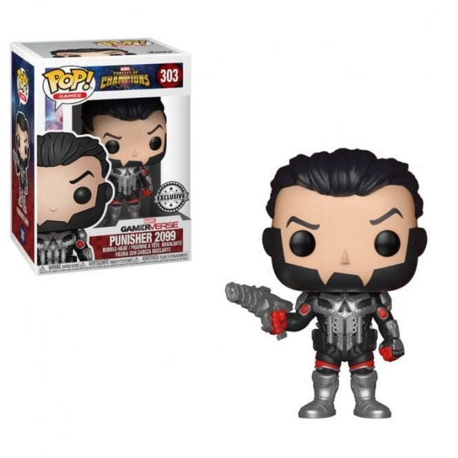 Punisher 2099 POP! Vinyl