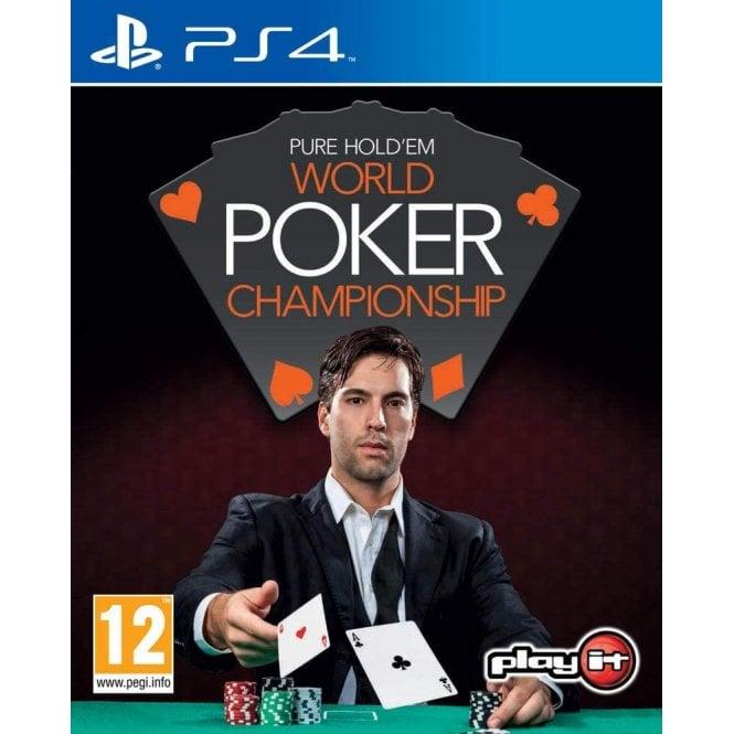 Pure Hold'em World Poker Championships PS4