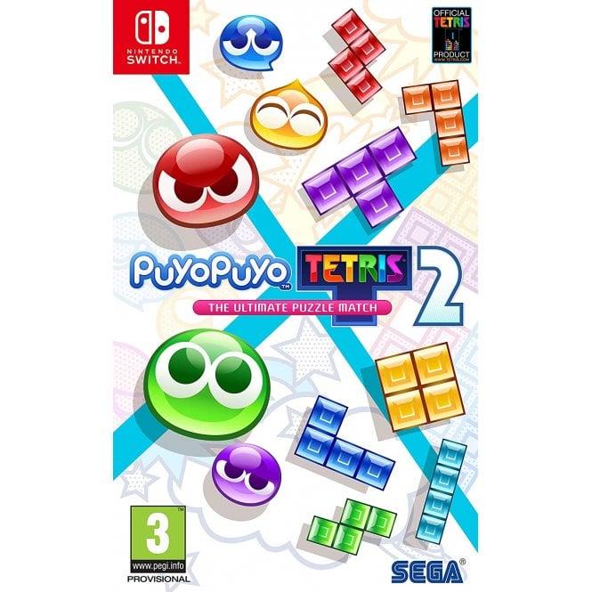 Puyo Puyo Tetris 2 Limited Edition Switch