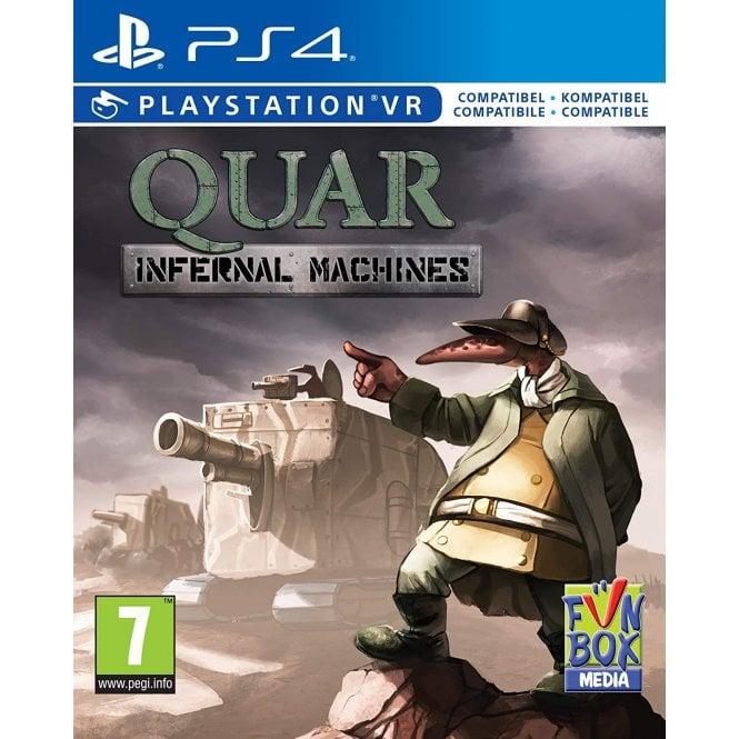 Quar Infernal Machines PS4