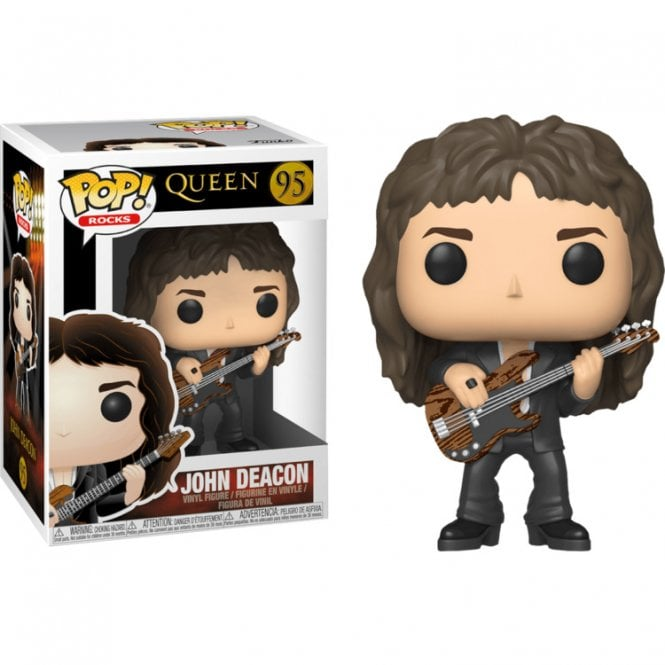 Queen John Deacon POP! Vinyl