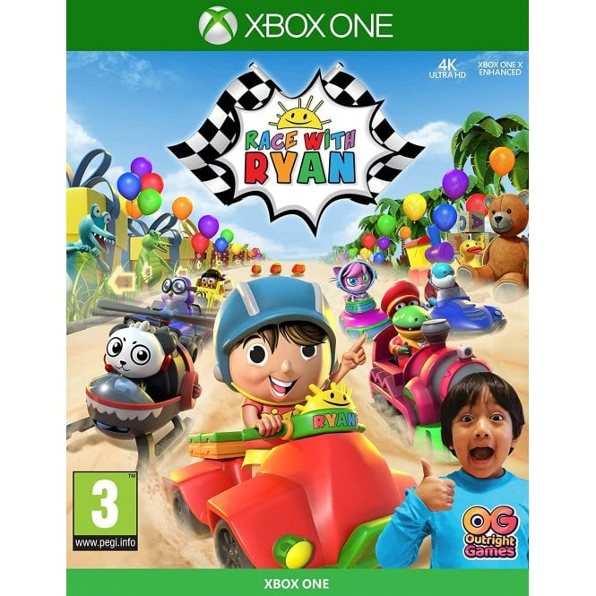 Race with Ryan Xbox
