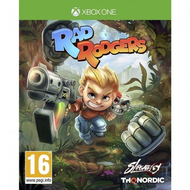 Rad Rodgers Xbox