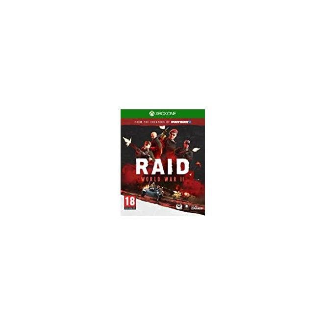 Raid World War II Xbox