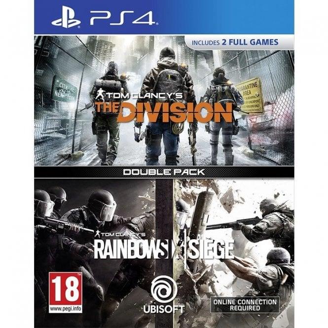 Rainbow Six Siege & Division PS4