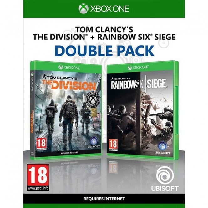 Rainbow Six Siege & Division Xbox One