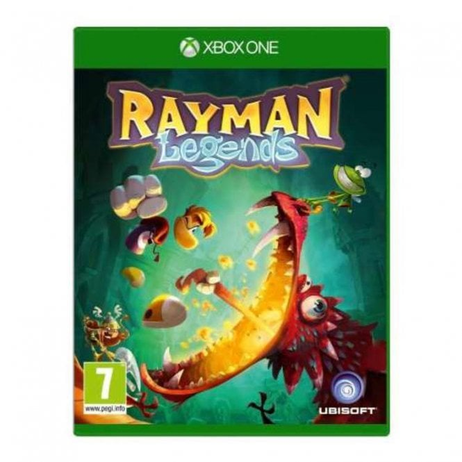 Rayman Legends Xbox