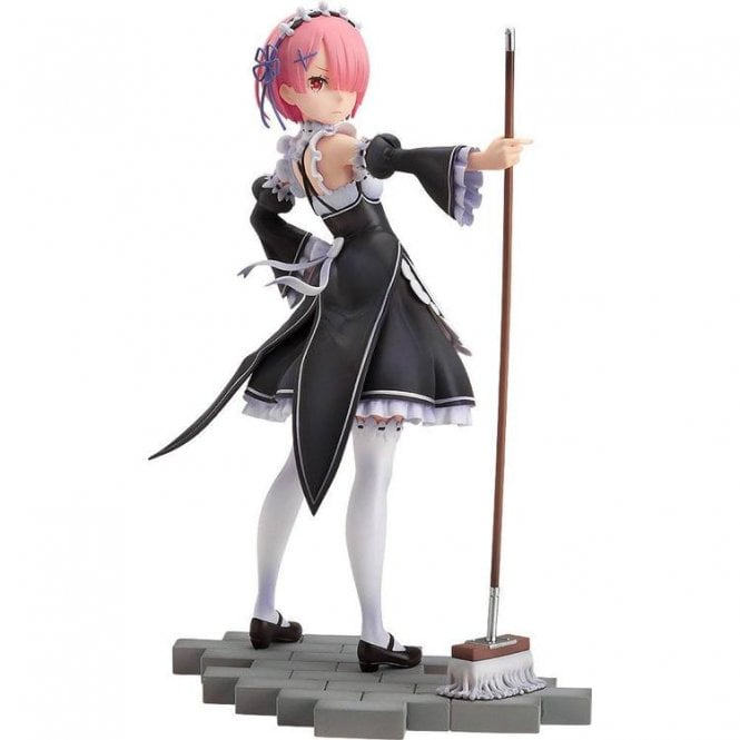 Re:ZERO -Starting Life in Another World 1/7 Scale Ram